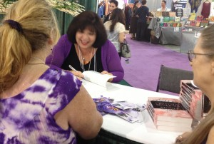 Book signing Essential Guide-smiling
