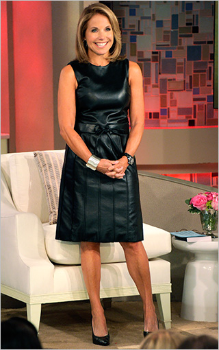 KATIE COURIC, EL JAMES