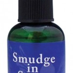 Smudge in Spray, liquid smudge, smudge spray, clear space with essential oils