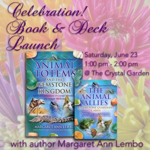 Celebration! Book and Deck Launch @ The Crystal Garden