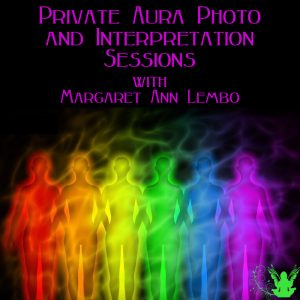 PRIVATE AURA PHOTO AND INTERPRETATION SESSION @ The Crystal Garden