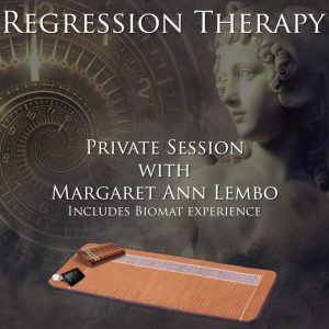 Regression Therapy Private Session with Biomat Experience @ The Crystal Garden