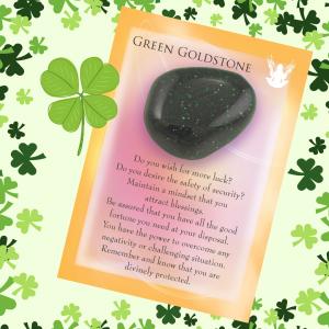 Saint Patrick Card Back