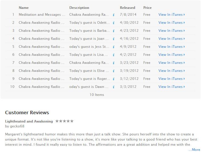 iTunes block